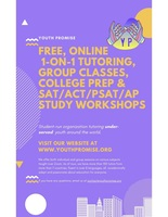 Youth Promise  Free Tutoring