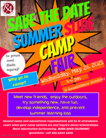 Summer Slide Camp Fair